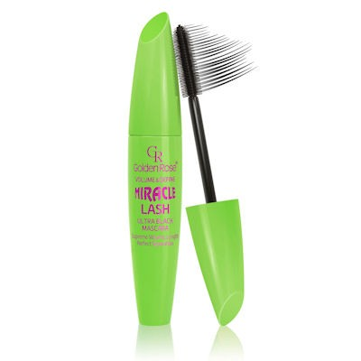 Volume & Define MIRACLE LASH Ultra Black Mascara