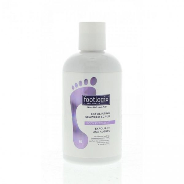 Footlogix Exfoliating Seaweed Scrub 250ml