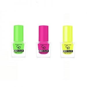 Ice Color Neon Nagellak