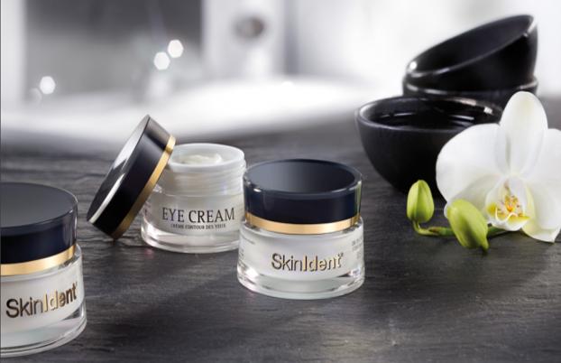 Skinident-gelaatscrème