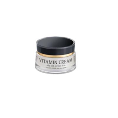 Vitamin Cream Oily and Normal Skin