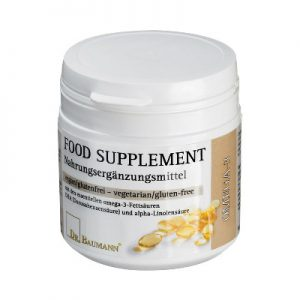 Food Supplement Omega-3